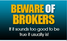 Beware Of Brokers