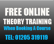 Free CPC with EVERY Course!
