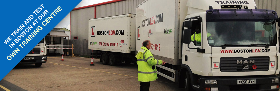 LGV Training Companies in Lincolnshire - Uk