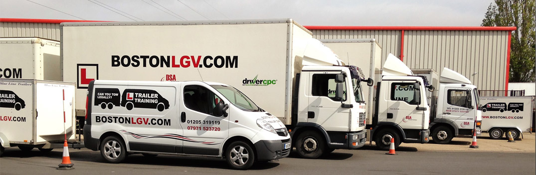 LGV Theory Tet Centre Boston Lincolnshire