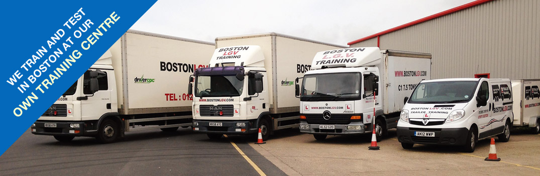 LGV Training Company Lincolnshire